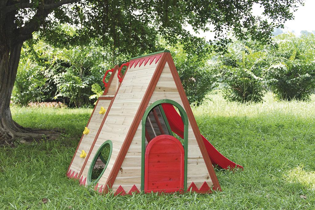 Turbo Holz Kinderspielgeräte für den Garten - Senco Holzfachhandel Gmbh RG01